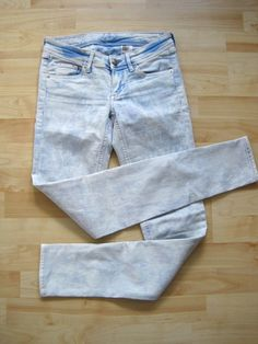 Skinny low waist jeans h&m