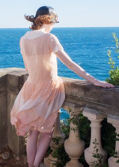"Emma Stone in ""Magic in the Moonlight"",costume designe Sonia Grande"