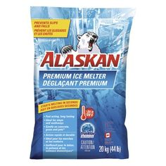 [$21.99] [Lowe's]Alaskan salt 20kg 50% off $10.99 http://www.lavahotdeals.com/ca/cheap/lowesalaskan-salt-20kg-50-10-99/156655?utm_source=pinterest&utm_medium=rss&utm_campaign=at_lavahotdeals