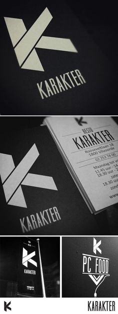 Logo and corporate identity design for  Resto KARAKTER  by MADtiger