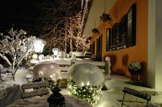 Ein Winter zum Träumen im Hotel in München Süd - Erleben Sie den Zauber des Winters bei einem Weihnachtsurlaub in München oder einem Winter Kurzurlaub in Oberbayern in einem der idyllischsten Hotels in München.