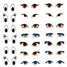 manga eyes - Pesquisa Google