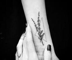 Lavender Tattoo 26