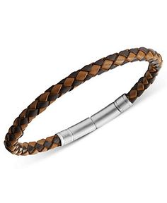 Fossil Men's Bracelet. $38. (For the BF)