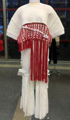 프린징 Подходит будущее моды судя день 2016 - свитер Часть первая - knitGrandeur®