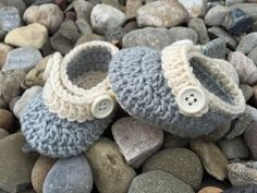 Inspiration Picture of Crochet Baby Shoes Pattern Free Crochet Baby Shoes Pattern Free 25 Cutest Free Crochet Ba Booties Patterns Crochet Baby Boots, Booties Crochet, Crochet Baby Clothes, Crochet For Boys, Cute Crochet, Boy Crochet, Knitted Baby, Crochet Slippers, Crotchet
