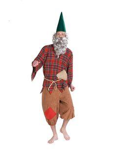 Zwerg Kostüm Märchen rot-grün-braun , günstige Faschings  Kostüme bei Karneval Megastore, der größte Karneval und Faschings Kostüm- und Partyartikel Online Shop Europas!