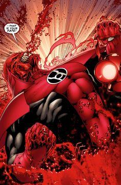 Red Lantern Corps, Dc Comics, Lanterns, Spiderman, Geek Stuff, Marvel, Monsters, Anime, Red Things