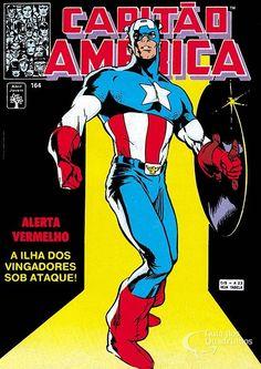 Capitão América n° 164/Abril | Guia dos Quadrinhos