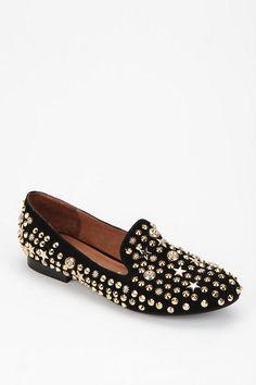 Jeffrey Campbell Elegant Stud Loafer  #UrbanOutfitters