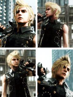 Final Fantasy XV - Prompto