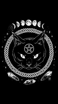 Mother Moon Cat Crystal