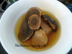 The Chinese Soup Lady & Chinese Soup Recipes » Blog Archive » (Confinement) Deer Antler Healing Soup