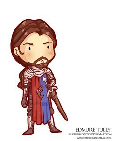 Edmure Tully // Game of Thrones cosplay group http://www.gameofthronescosplay.com   by Sara Manca http://heiligershadowfax.deviantart.com/