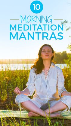 Morning is the best time for meditation. Aided by mantras it is even better an experience. Here are some of the best mantra for meditation that ...