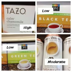 With all the rain we are having in the Boston area, a nice cup of warm something sounds pretty relaxing. But, ingredients in a warm cup of relaxing and soothing tea, can make a difference for those...