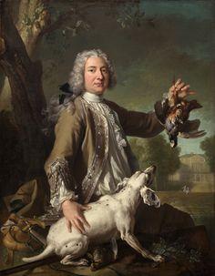 Jean-Baptiste Oudry - Henri Camille, Chevalier de Beringhen