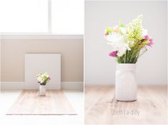HOW I TOOK THESE PHOTOS IN MY SMALL 700 SQUARE FOOT APARTMENT by Beth Deschamp of Bethadilly Photography