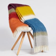 Matisse Mohair & Wool Throw in color Mohair Blanket, Mohair Throw, Throw Rugs, Throw Pillows, Round Rugs, Matisse, Carpet Runner, Accent Decor, Home Furnishings
