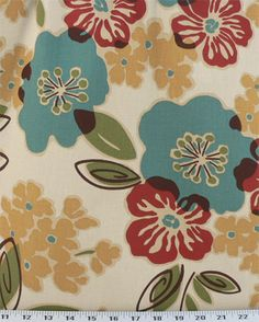 Sydney Tropic | Online Discount Drapery Fabrics and Upholstery Fabric Superstore!