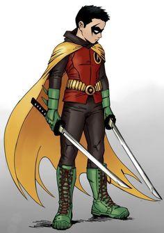 Damian Super Hero shirts, Gadgets
