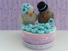 47 Beste Afbeeldingen Van Trouwenwedding Crochet Dolls Crochet