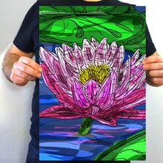 Lotus Flower, $45, now featured on Fab.
