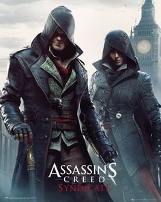 Assassins Creed - Syndicate - Official Mini Poster