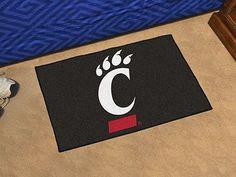 University of Cincinnati Starter Mat
