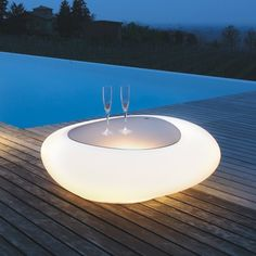 Fancy | Kos Coffee Table with Light