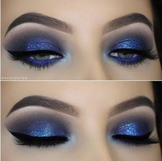 Prom Makeup Blue Eyes 50 Over The Top Prom Makeup Ideas To Make You Look Wow. Prom Makeup Blue Eyes 38 Makeup Ideas For Prom The Goddess. Prom Makeup Blue Eyes 9 Prom Makeup Looks That Will Make You The… Continue Reading → Blue Makeup Looks, Blue Eye Makeup, Eye Makeup Tips, Smokey Eye Makeup, Beauty Makeup, Makeup Ideas, Navy Blue Makeup, Makeup Tricks, Makeup Style