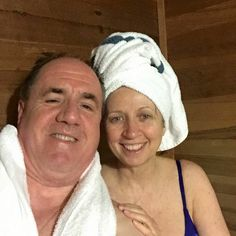Day 153: Joni's Beautiful Things Challenge. A Pampering Pause in the Sauna. It's wonderful to take a moment's repose from a hectic cycle and nurture ourselves, and our relationship. Taking time to refresh, rejuvenate, reconnect, and resurrect ourselves is key, especially in times of whirlwind activity. #jonisbeautifulthingschallenge #pampering #sauna #repose #rejuvenate #refresh #resurrect #reconnect #nurture  #self-nurture #pause #relationship