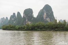 Li River, China  #LiRiver #China #Guilin #Yangshuo