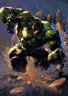 #Hulk #Fan #Art. (Hulk colour) By: Ardian Syaf- Nirwadie. (THE * 5 * STÅR * ÅWARD * OF: * AW YEAH, IT'S MAJOR ÅWESOMENESS!!!™)[THANK Ü 4 PINNING!!!<·><]<©> ÅÅÅ+(OB4E)