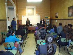 """Capacitación en conjunto con Prodemu: """"Técnica de Ventas"""", Iquique. Región de Tarapacá 2011."""