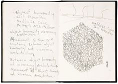 ANISH KAPOOR Sketchbook