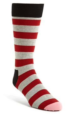 Happy Socks Patterned Socks available at #Nordstrom