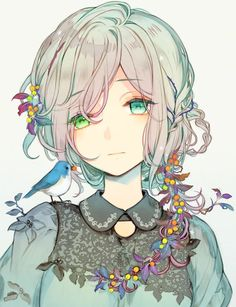 Uploaded by ❄️. Find images and videos about girl, beautiful and art on We Heart It - the app to get lost in what you love. Manga Kawaii, Chica Anime Manga, Kawaii Anime Girl, Anime Art Girl, Manga Girl, Anime Girls, Pretty Anime Girl, Beautiful Anime Girl, Anime Girl Drawings