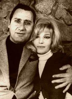 Monica Vitti & Alberto Sordi