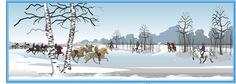 een goede gewoonteonder ijslanderfans.Een buitenrit met Krst of Nieuwjaar. Als je zeker van sneeuw wilt zijn kun je beter naar IJsland gaan