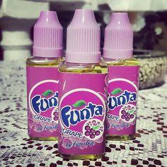 Funta Grape #Ejuice. #love the taste. http://www.voomvape.com/category/e-juice