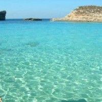 Spiagge a Malta: Laguna blu a Comino