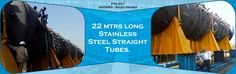#project #client #stainless #steel #tubes #pipes #manufacturer #supplier #heavymetal  http://www.heavytubes.com/