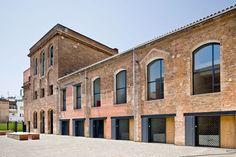 Garcés · De Seta · Bonet Arquitectes — Antigua Fabrica de Azucar de Mas de Roda — Image 1 of 27 - Europaconcorsi