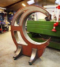 English wheel