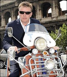 Suggs: my perfect weekend