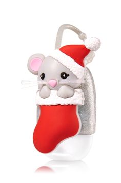 Merry Mouse Light-Up PocketBac Holder - Bath & Body Works - Bath & Body Works