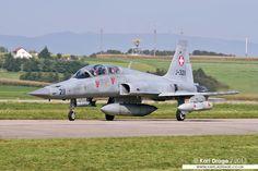 J-3211 - Northrop F-5F Tiger II - Swiss Air Force