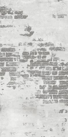 46 White Brick Wall Ideas for Your Room - texturas Phone Backgrounds, Wallpaper Backgrounds, Iphone Wallpaper Grey, Grey Colour Wallpaper, Plain Wallpaper, Unique Wallpaper, Textured Walls, Textured Background, White Background Plain