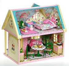 Sylvanian Families Decorated Applewood House Cafe Shop